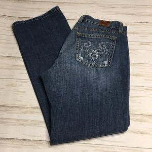 Size 6/29 Lucky Brand Classic Rider Jeans